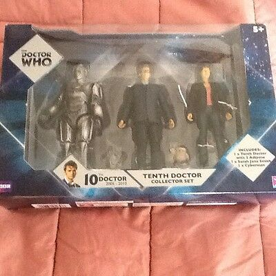 10th dr who collector set