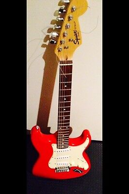 Fender Squire Stratocaster Electric Guitar