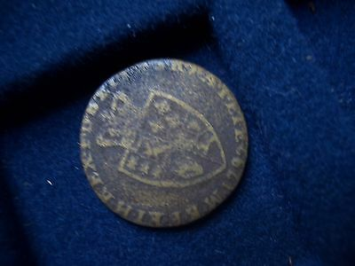 A George Iii Guinea Token    Coin  From A Collection Find Dated 1797