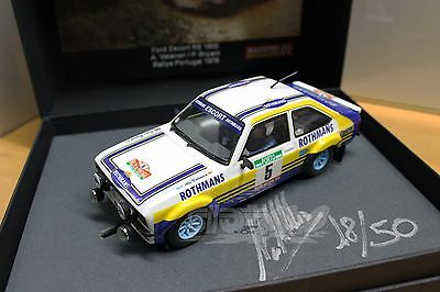 Scalextric Passion Sp010 Ford Escort Rs 1800 #5 Rallye Portugal 1979 Lted.ed Mb