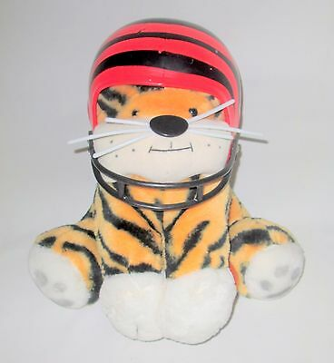 "Rare Collectable - 1983 NFL HUDDLES - Cincinnati Bengals 12"" Soft Toy - Free P&P"