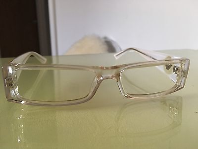 Women's Emporio armani Transparent Glasses