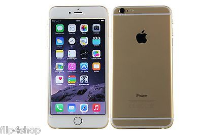 Apple iPhone 6 Plus 128 GB Gold (Ohne Simlock) - Top Zustand - AKTION