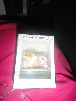 Forever Friends Teddy Bear ornament