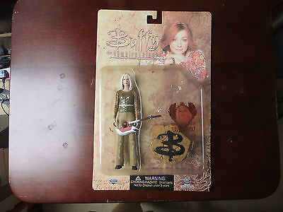 Buffy the Vampire Slayer White Witch Willow Figure