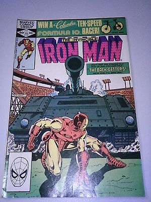 Iron Man Issue 155