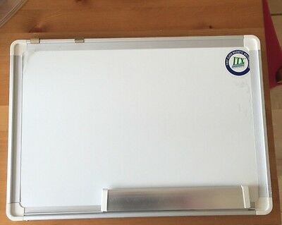 First Class Dry Wipe Magnetic White Board 45*60cm