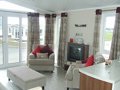 Top of the Range Static Caravan Holiday Home Sited on Hornsea Leisure Park