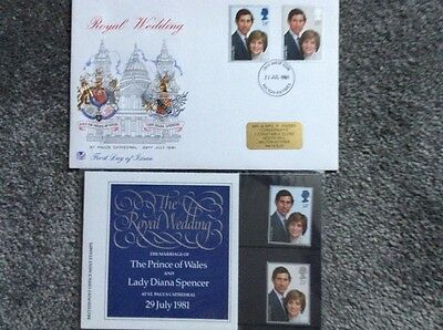 the royal wedding mint stamps and first day cover
