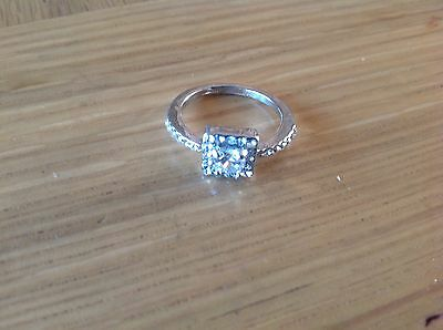 A  Stunning Ladies Ring  Size O ,beach find see details