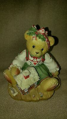 """Cherished Teddies SHARON """"Sweetness pours from my heart"""" 1998"""