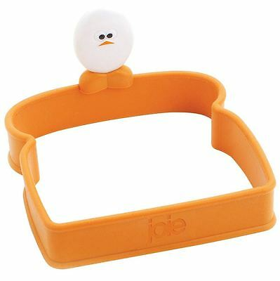 Joie Toast Top Silicone Egg Shaper Ring Toast Shape Eggs Pancakes Kitchen Tool