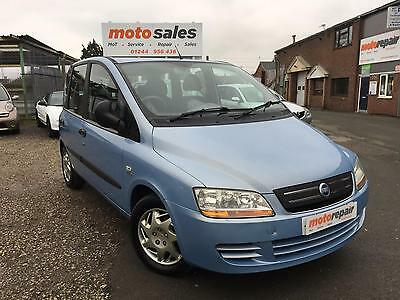 Fiat Multipla 1.9JTD Dynamic Plus