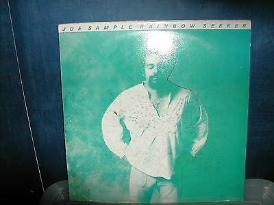 Joe sample-Rainbow seeker LP 1978