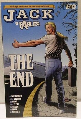 'Jack of Fables - The End' (Book 9) Graphic Novel