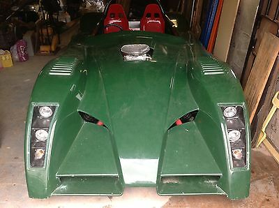 AGM WLR unfinished project kitcar,hotrod,collectors,American   NO RESERVE