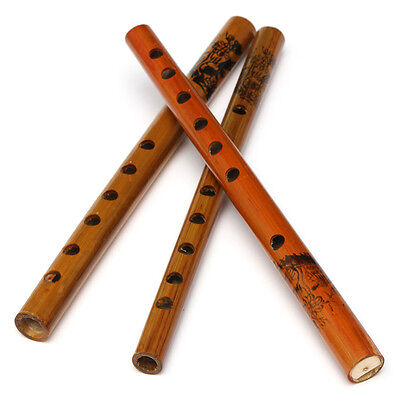 New Traditional 6 Hole Bamboo Flute Clarinet