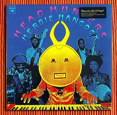 HERBIE HANCOCK - HEAD HUNTERS   180g Audiophile LP Music On Vinyl  SEALED