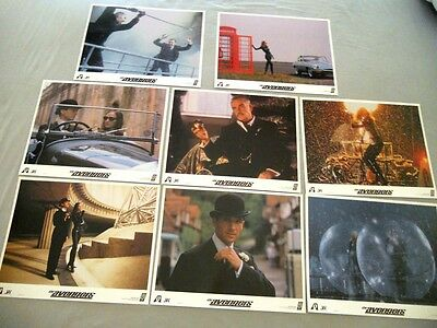 The Avengers (1998) ORIGINAL8 LOBBY CARDS SET11X14 INCHS  NEW