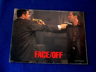 FACE/OF John Woo(1997) ORIGINAL SEALED LOBBY CARDS SET 11X14 INCHS