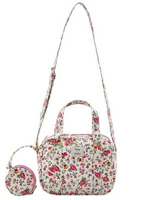 Cath Kidston Pooh Bag With Purse Bramley Sprig Piglet Disney Handbag Sold Out