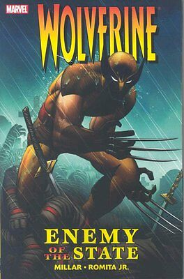 [(Wolverine: Enemy of the State Ultimate Collection)] [by: Mark Millar], Mark Mi