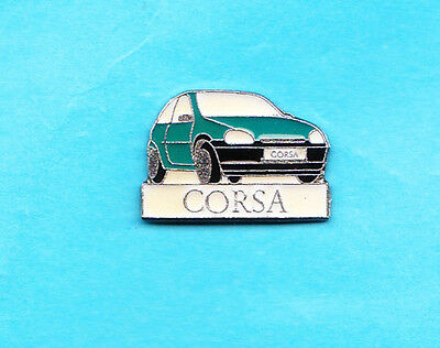Emaillierter OPEL CORSA - Pin