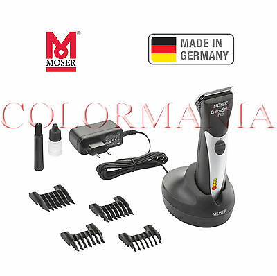 Tostrice Taglia Capelli Professionale Moser Chromstyle Pro Cordless Barber Shop
