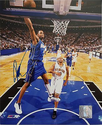 Tracey McGrady Autographed Loose Photo 8x10