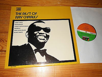 Ray Charles - The Best Of / Us-Lp 1970