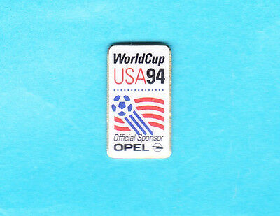 Emaillierte OPEL - Pin  WorldCup USA 94