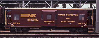 Norfolk Southern Research Caboose Decals N162
