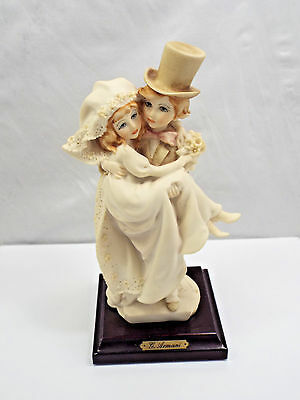 Giuseppe Armani Florence Figurine Just Married, with box