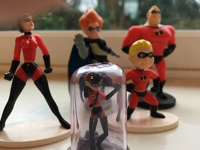 The Incredibles Figures