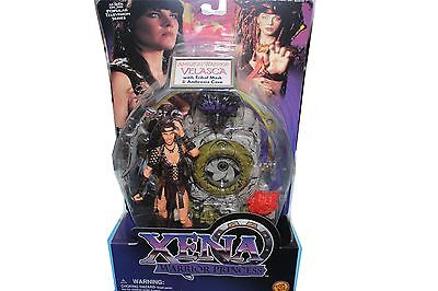 Xena Warrior Princess -Valasca  5.5'' action figure by Toy Biz