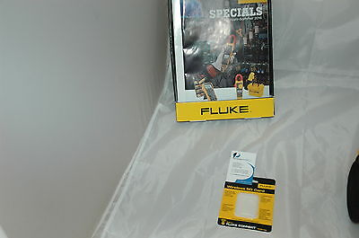 Fluke Connect Wireless 32GB SD Card Accessory for 434 435 437 438 Series II NEW