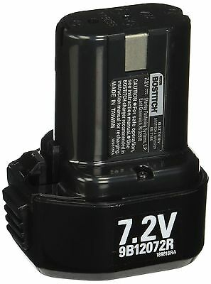 BOSTITCH 9B12072R 7.2-Volt Replacement Ni-Cd Battery Pack New