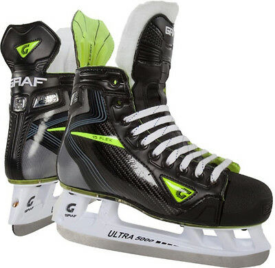 Graf Ice Hockey Skates (G9035 JR Flex 45)