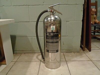 Badger Fire Extinguisher WP-51 2-1/2gal Water Can Firehouse Fire Truck/Engine