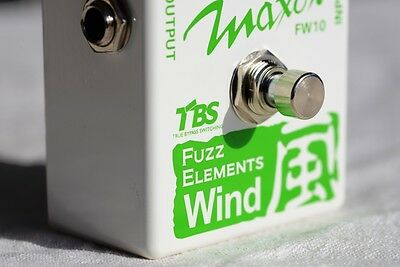 !SALE! MAXON Fuzz Elements FW10 WIND guitar effect pedal - Japanese Tone Bender