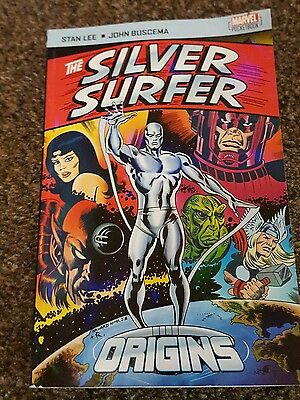 the silver surfer origins