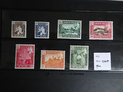 Super Selection of Aden Perfect Mint on a Stock Card - Useful ?