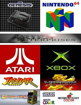 18,000+ games Modded Xbox 320 GB/COINOPS 8M/HYPERVISION 4/VISIONARY 5/230+ PSX