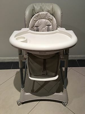 Steelcraft Messina High Chair