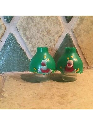 Vintage Retro Salt And Pepper Shakers Small