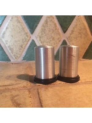 Vintage Retro Salt And Pepper Shakers