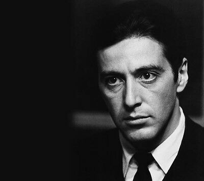 Al Pacino UNSIGNED photo - H3477 - The Godfather