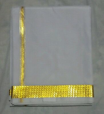 Men's Dhoti, 4.5 Meters, Indian Fashion, Super fast delivery  *SALES*