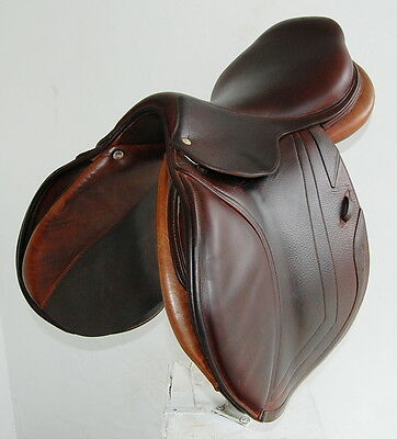 """18"""" Cwd Se01 Saddle (So21311) Very Good Condition !! - Xvd"""