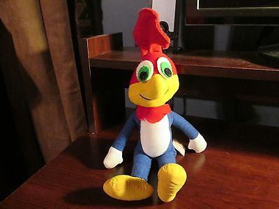 vintage Knickerbocker plush Woody woodpecker VHTF